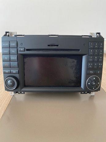 Аудио система от Мерцедес Виано W639