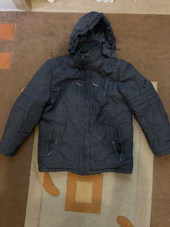 Мужская куртка 56 размер