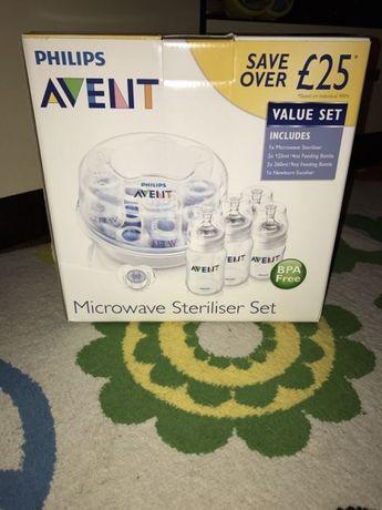 Sterilizator Philips-Avent pentru microunde