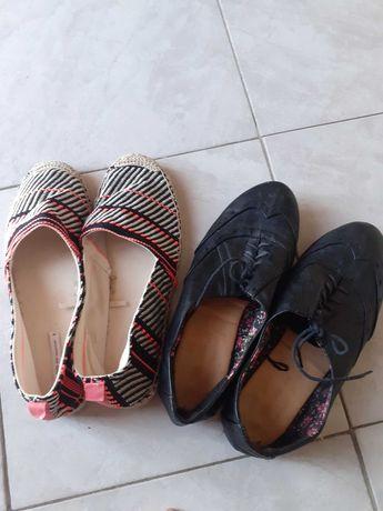 Обувки и еспадрили
