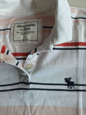 Abercrombie & Finch tricou dama marimea S