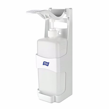 Dozator Gel Dezinfectant perete | Dispenser sapun lichid Titiz TP-298