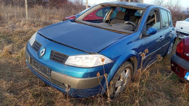 Piese Renault Megane 2 motor 1.5dCi, dezmembrez