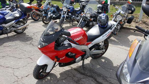 Yamaha YZF 600R Thundercat уникат