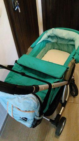 Зимен кош за детска количка Hauck