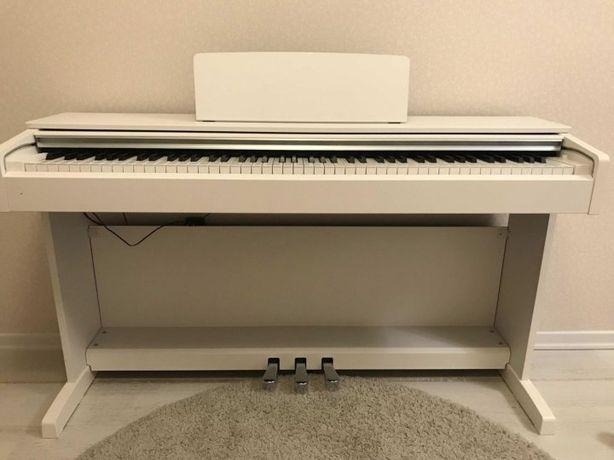 Цифровое пианино Yamaha Arius YDP-143 (белое)