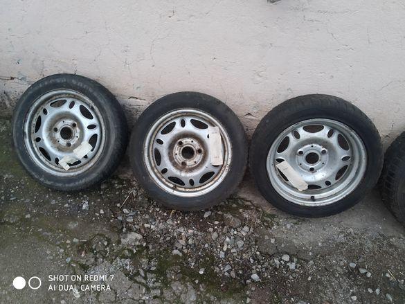 Зимни гуми за Смарт