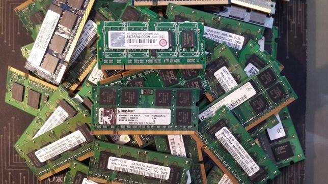 Озу для ноутбука DDR2 1Gb