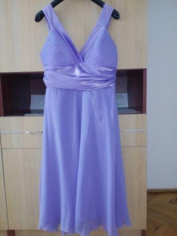 Rochie eleganta violet