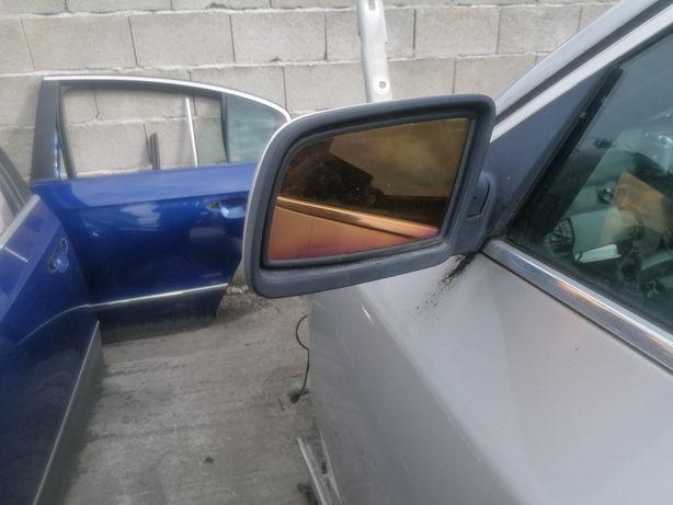 Oglindă stânga BMW seria 5 E60 an 2005 cu sticlă electrocrom