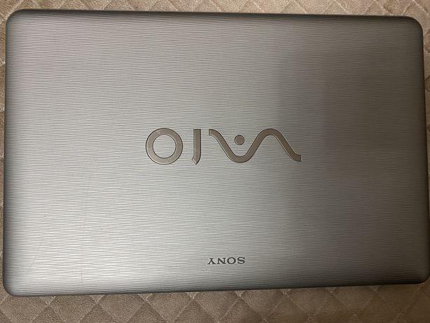 Ноутбук Sony vaio pcg7181v