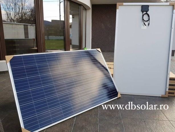 PANOURI fotovoltaice 280W SOLARE NOI curent panou POLICRISTALINE 24V‼️