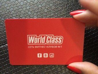 Новый годовой абонемент в World Class Fitness Atyrau