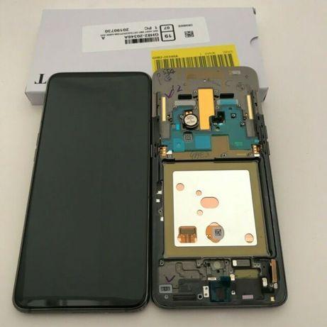 Display Samsung A80 Original AMOLED factura garanție Montaj pe loc