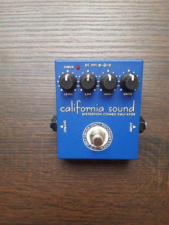 AMT California Sound Distortion Combo Emulator
