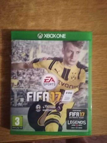 Fifa 17 XBOX CD +trial Live Gold 2 zile