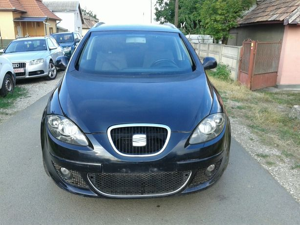 Seat Altea XL 2.0 tdi.