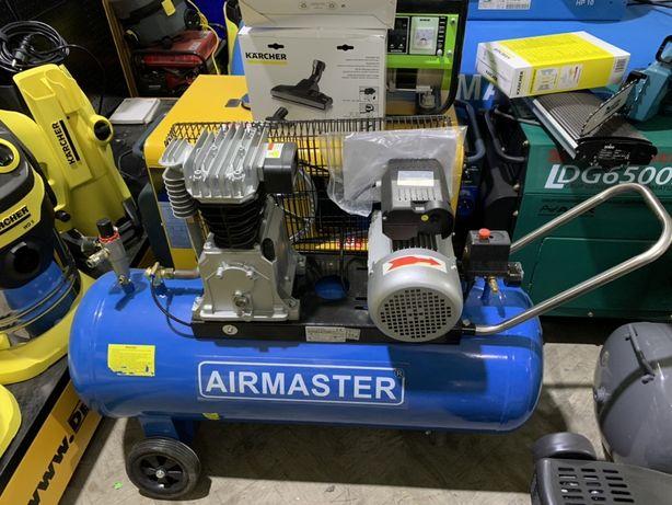 Compresor aer AIRMASTER 100 l Pe stoc