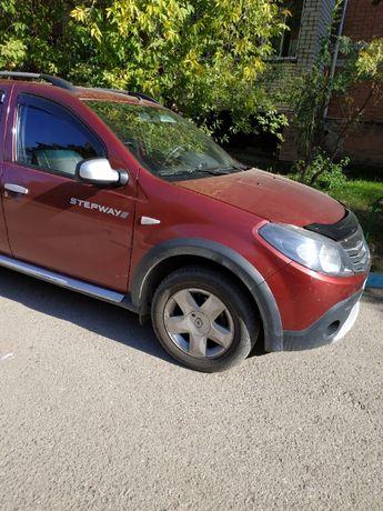 Продам авто Renault Sandero Stepway