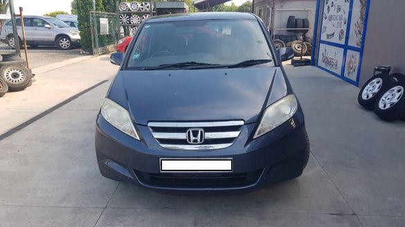Honda FR-V на части