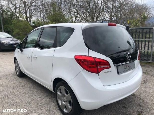Bara,capota,faruri,uși,stopuri,kit airbag,oglinzi Opel Meriva B 2012