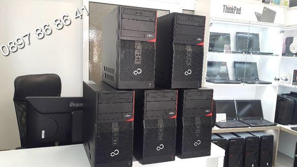 Четириядрен Компютър Fujitsu Esprimo P410 - Intel Core i5-2400/4GB RAM