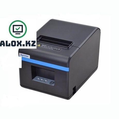АКЦИЯ! НОВЫЙ принтер чеков (чековый) XPrinter N160II. Гарантия 1 год
