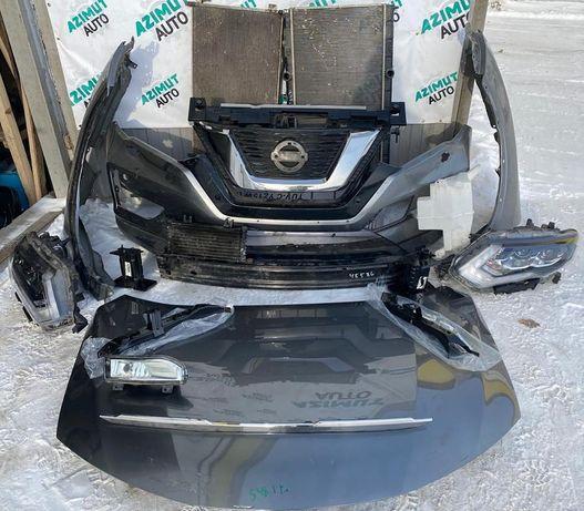 Nissan qashqai x-trail бампер фара крыло капот дверь кашкай икстрейл