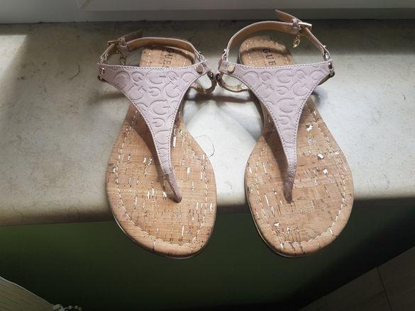 Чисто нови сандали guess 39 номер