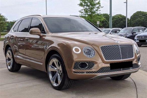 Bentley Bentayga 6.0TSI W12 600hs