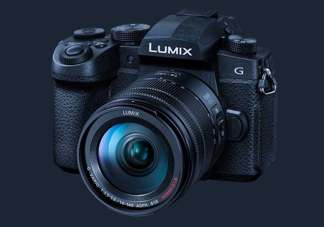 Kit Panasonic G90 obiectiv Lumix G 14-140II, garantie absolut perfect