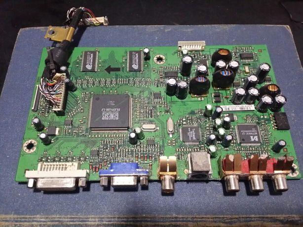 Set placi electronice monitor 2407WFPb