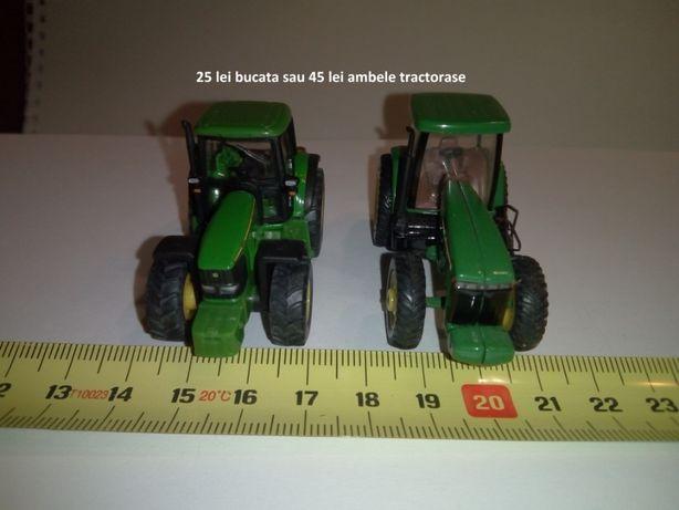Vand macheta tractoras Siku, scara 1/87 H0