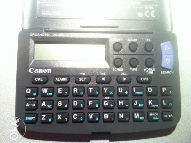 Agenda electronica (Organizer) Canon ZX-300