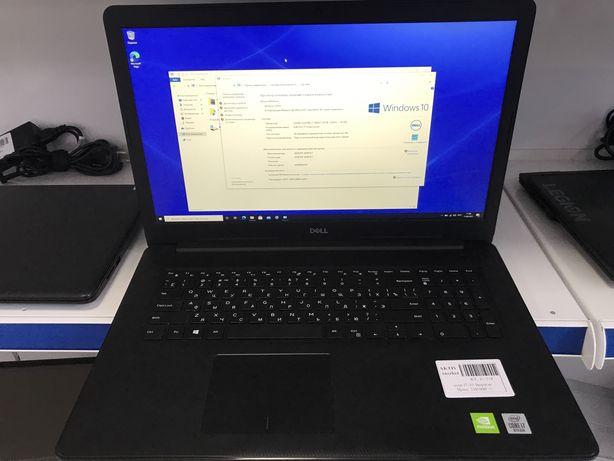 Ноутбук Dell Core i7-10/ОЗУ 8Гб/SSD 500Гб/Рассрочка 0-0-12