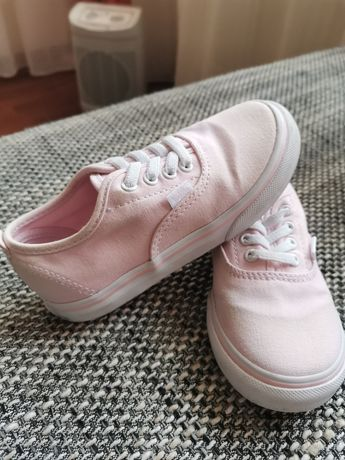 Tenesi vans copii chalk Pink
