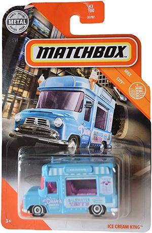 ice cream matchbox 2020 камионче за сладолед