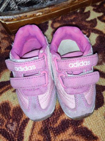 Детские кросовки адидас