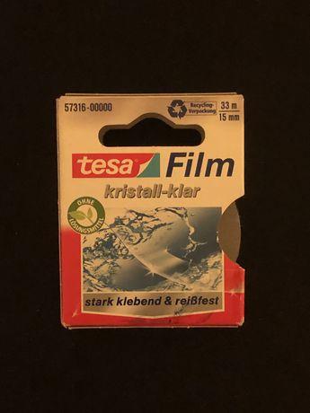 Scoci Tesa Film Kristall-Klar 33m