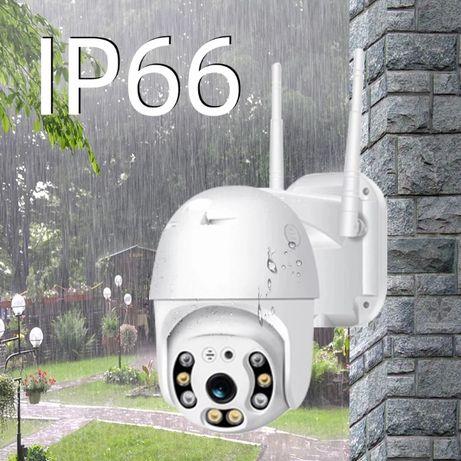 WiFi безжична IP камера 2MP FULL-HD 1080P с нощно виждане 360