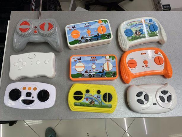 пульты, зарядки, аккумуляторы для детских электромобилей Алматы