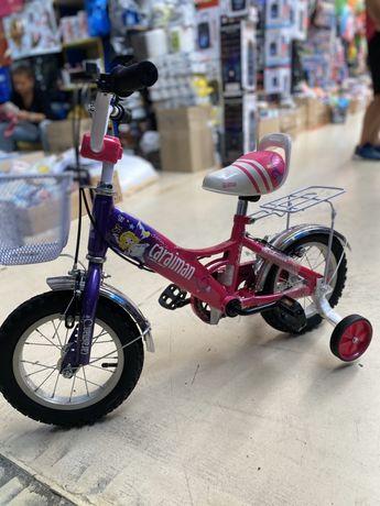 "Bicicleta copii 3-5 ani 12"""