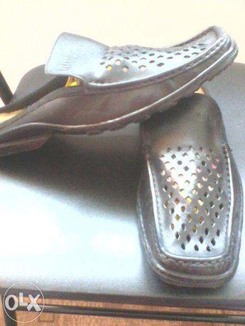 pantofi mocasini piele naturala barbati 43