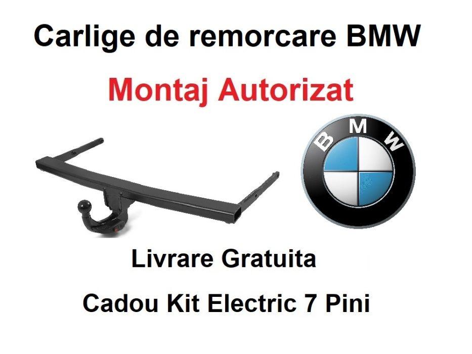 Carlig Remorcare BMW X5 F15 2013-2019 - Livrare Gratuita - Omologat