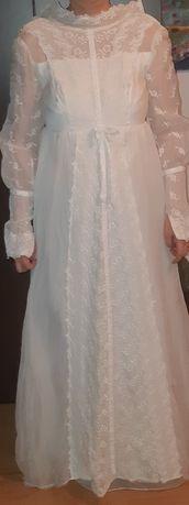 Rochie mireasă vintage