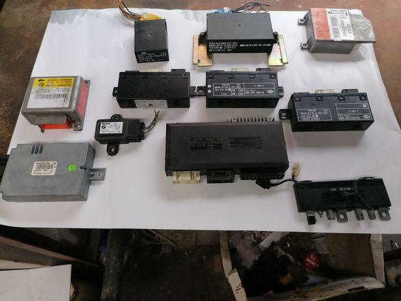 Е38 E38 разчиствяне на останали части