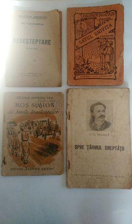 Carti vechi,romanesti ( 1940,48,53 )