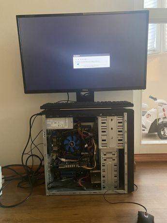 Дерзкий Dell 27 и intel core i7 3.40Ghz в отличном состояний