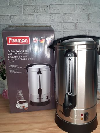 Fissman термопот 10,16,20,30 литров
