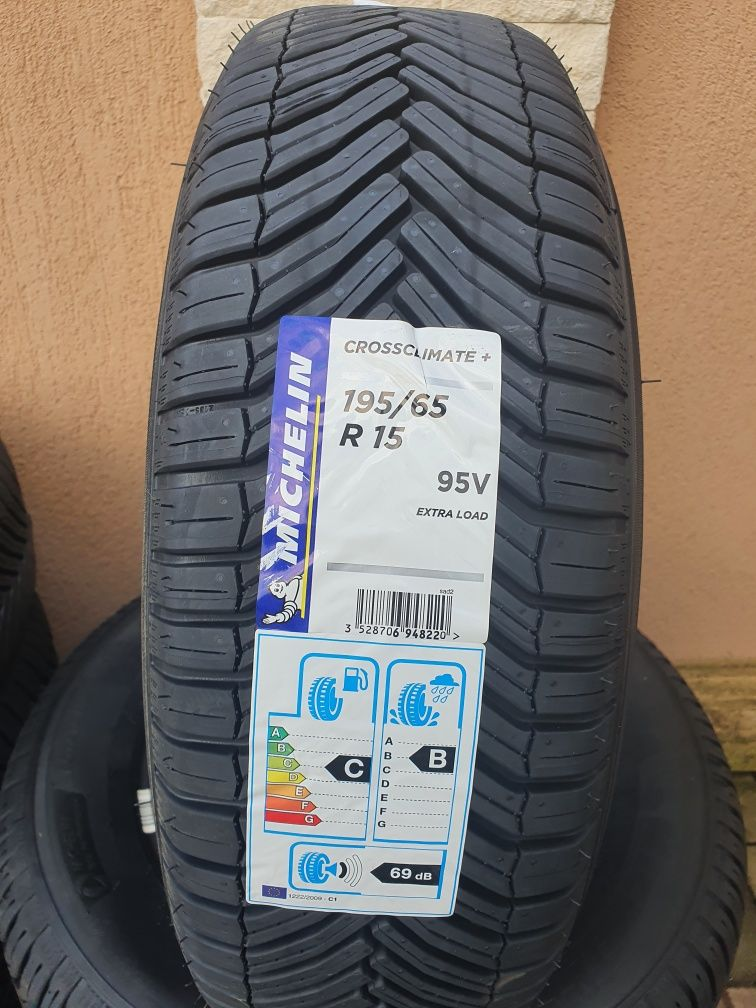Anvelope Michelin cross climate 195/65 R15